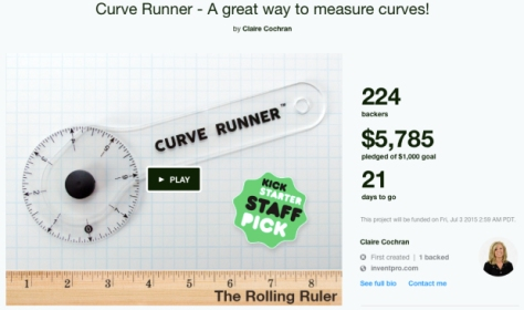 SACurve Curve Runner + Sew Well